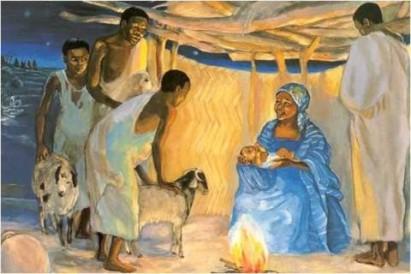 The Nativity – Cameroon