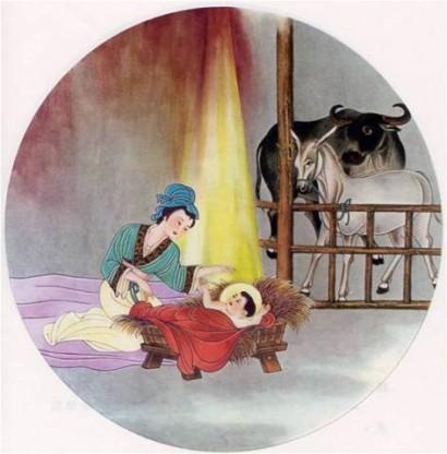 The Nativity – China