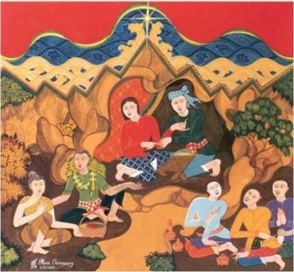 The Nativity – Thailand