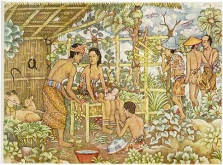 The Nativity – Indonesia