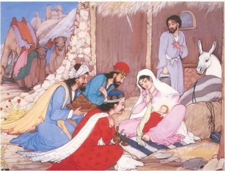The Nativity – Iran